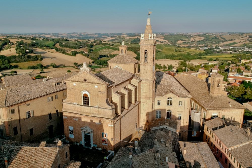 Santuario Santa Maria Goretti Corilnaldo